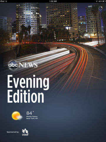 Download ABC App for iPad