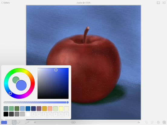 Download Brushes App for iPad