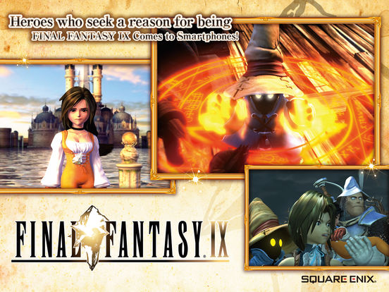 Final Fantasy for iPad