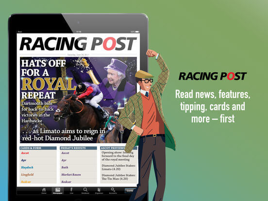 Download Racing Post App for iPad