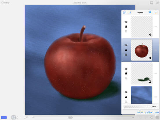 Download Brushes App for iPadDownload Brushes App for iPad
