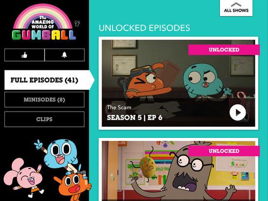 Download Cartoon HD for iPad