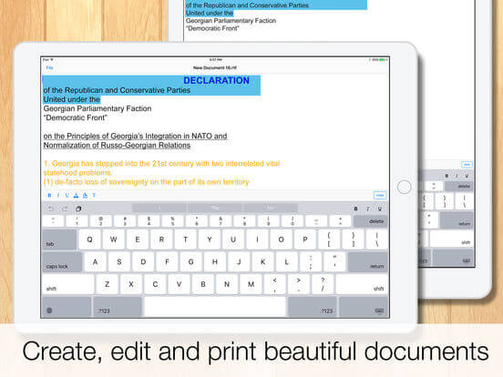 Download Text Editor for iPad