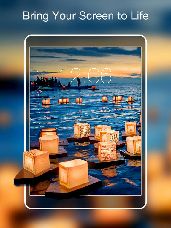 Download Backgrounds for iPad