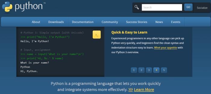 Download Python for iPad