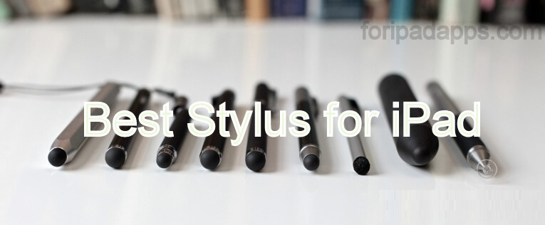 Best Stylus for iPad