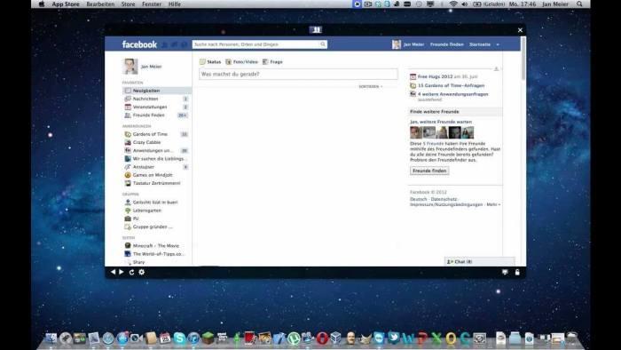 Download Facebook for Mac