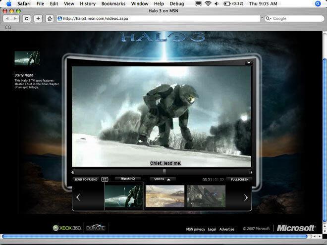 Apple silverlight for mac