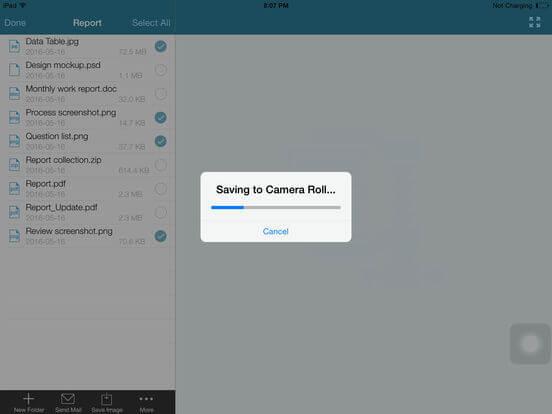 Download WinZip for iPad