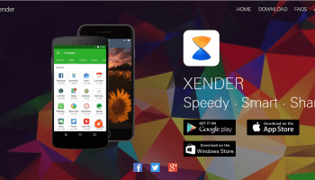 Xender for iPad Free Download | iPad Social Networking