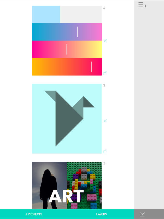 Download Graphic Design App for iPad