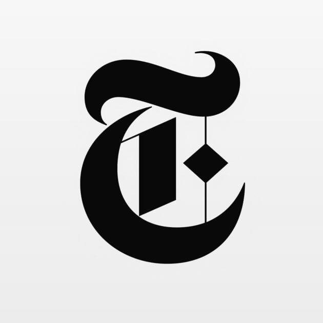 NYTimes App for iPad