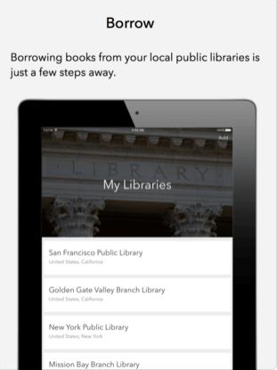 EReader App for iPad