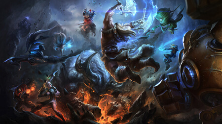 Download League of Legends for iPad