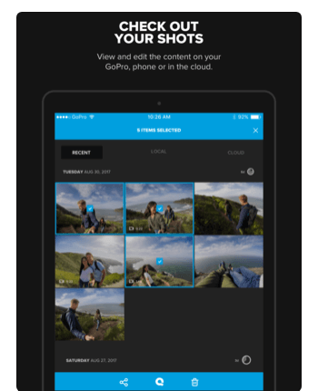 Download GoPro App for Mac - Best Free Ipad Apps