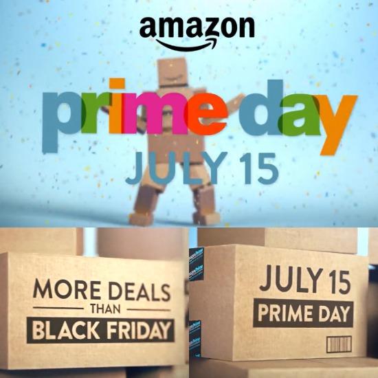 amazon prime day for prime members