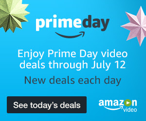 Prime Video Deals July 2016 - Prime Day 2016 Sale