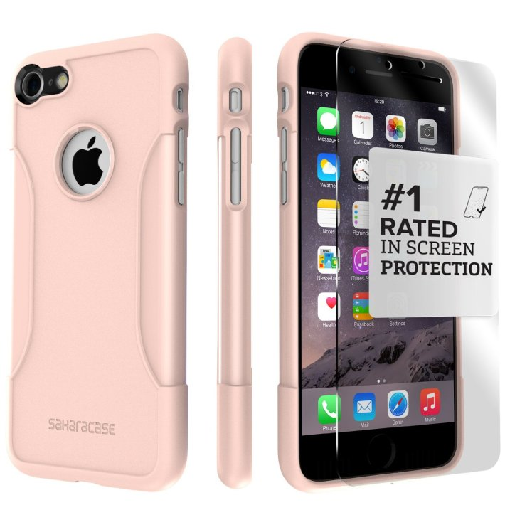 SaharaCase Protection Kit for iPhone 7