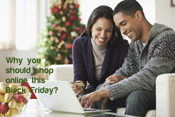 Black Friday 2016 Online Shopping