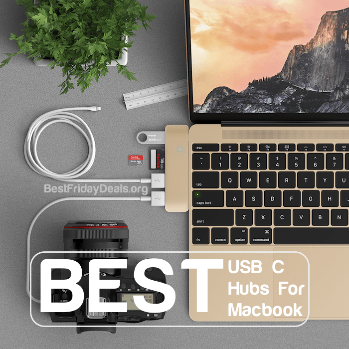 Top 10 Best USB C Hubs for your Macbook