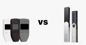 Trezor-vs-Ledger