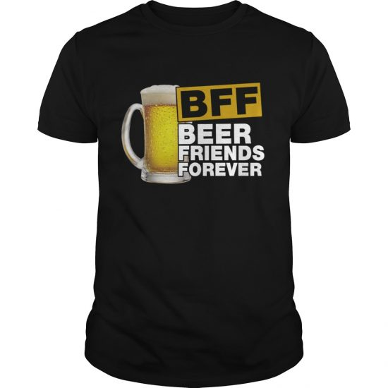 Beer Friends Forever TShirts