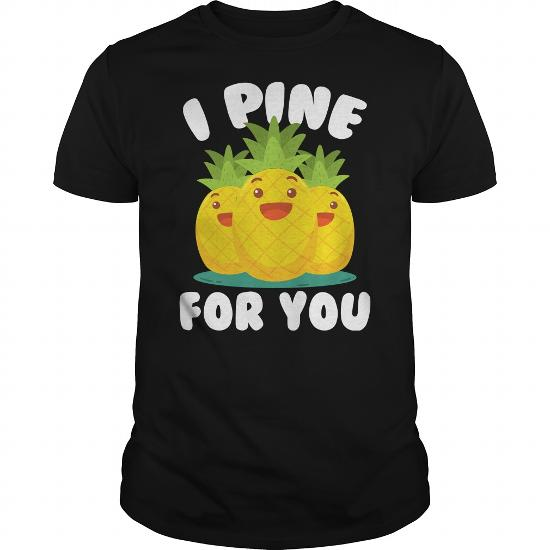 i pine for you