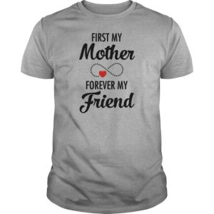 First My Mother Forever