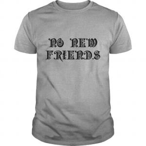 No New Friends