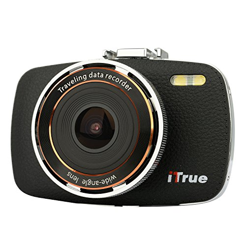 ITrue X3 Dash Cam For Truckers