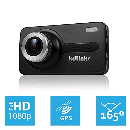 KDLINKS X1 Full-HD Dash Cam