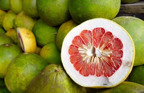 POMELO - Best Fruits to eat during fever