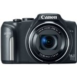 Best Digital Cameras under $200 - Canon PowerShot SX170 IS
