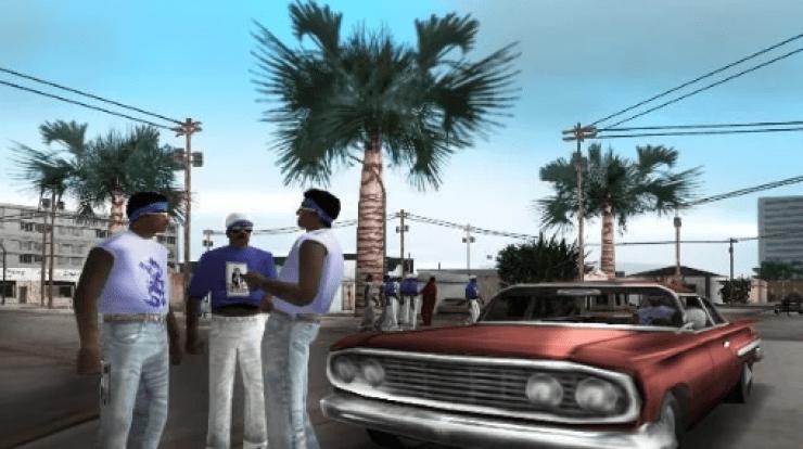 GTA vice city on playstation