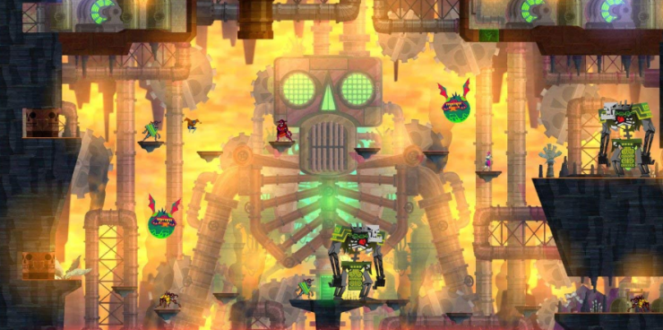 GUACAMELEE SUPER TURBO CHAMPIONSHIP EDITION