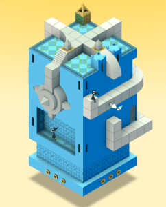 Monument Valley android puzzle game
