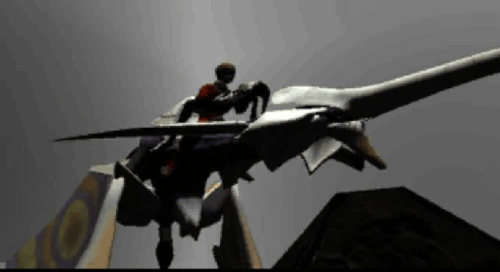 Panzer Dragoon Saga saturn game
