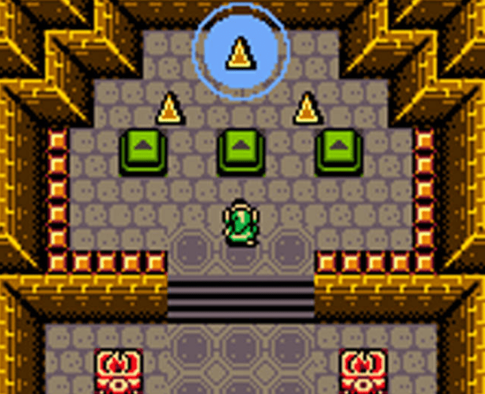 THE LEGEND OF ZELDA ORACLE OF AGES ORACLES OF SEASON