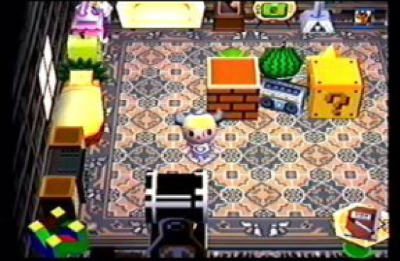 animal crossing on gamecube