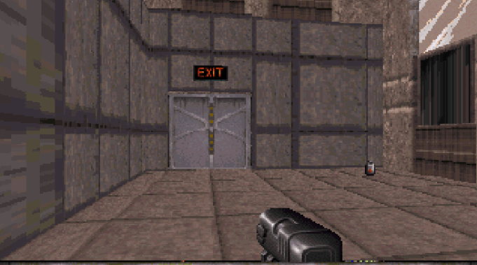 duke nukem 3d saturn game