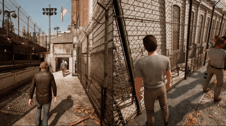 a way out game xbox one coop