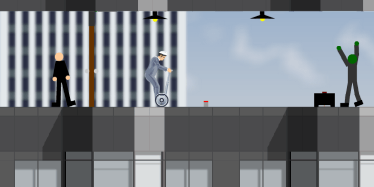 happy wheels flash game