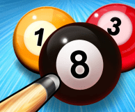 8 Ball Pool game fb