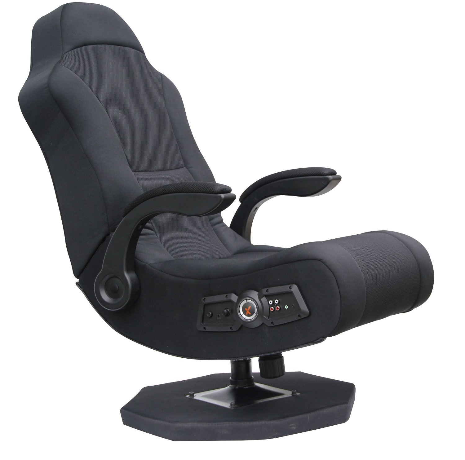 Video Games Chair X Rocker 5142101 Commander 2 1 Audio Gaming Chair