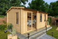 Log Cabin Review: Billyoh Devon