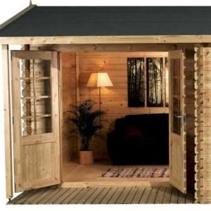 Waltons log cabin reviews