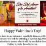 Valentines Restaurant Specials Chicago Best Gay Chicago