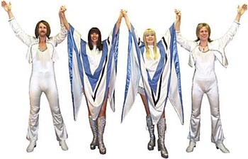 platinum-abba costumes