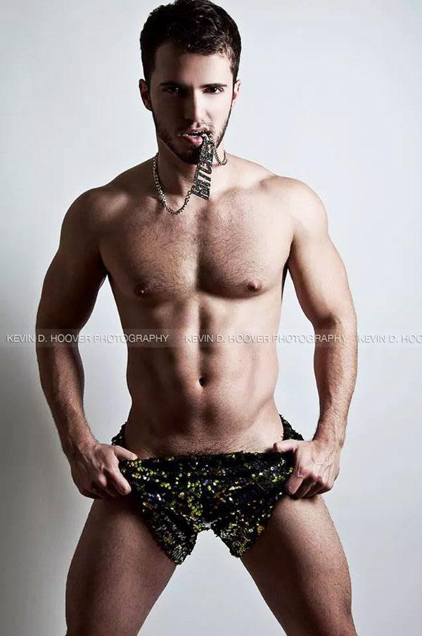 ramsey prince design studio male models