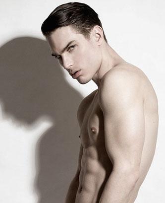 male model matthew ludwinski